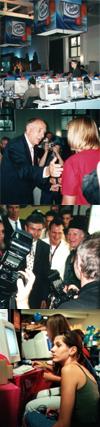 Fotos Projekte 2001